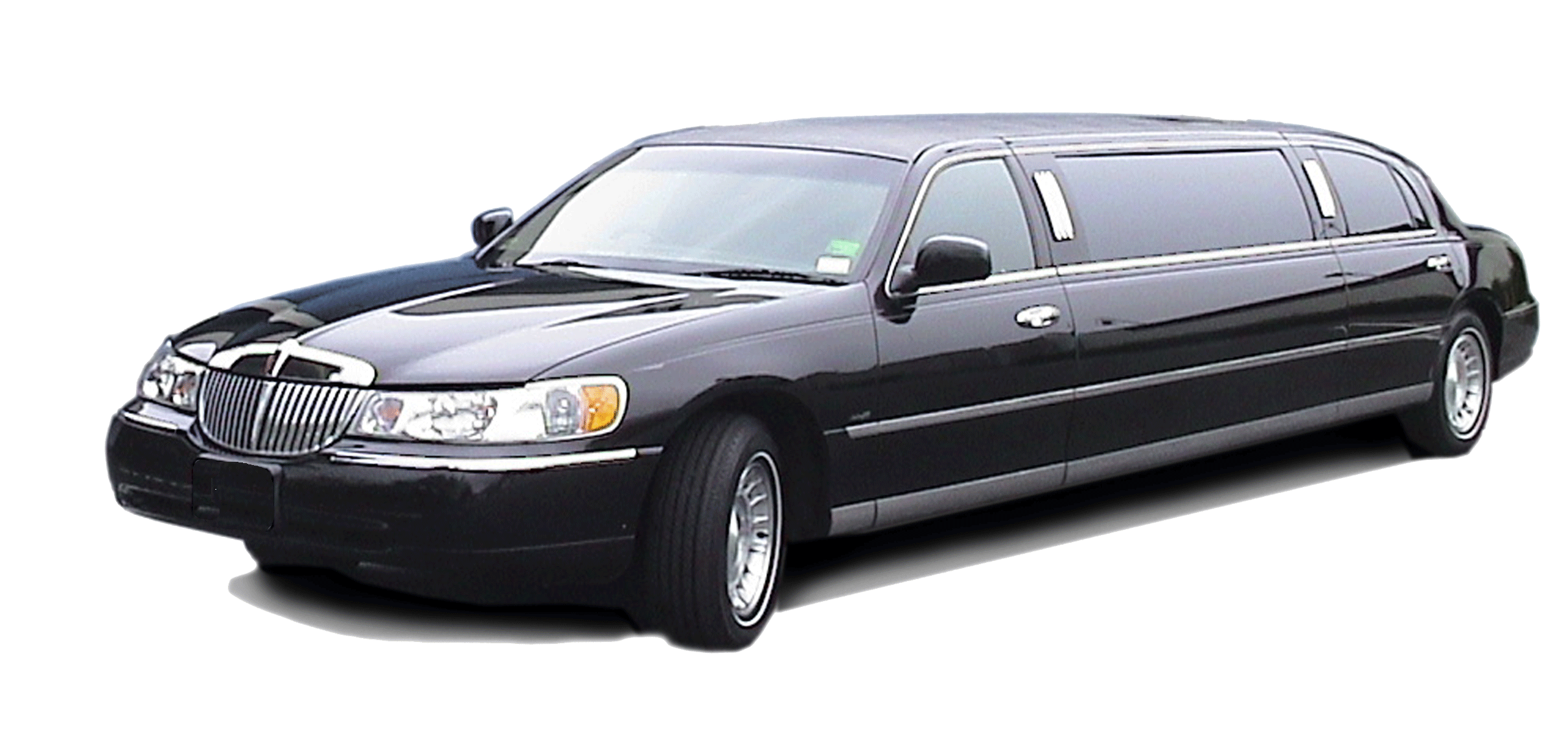 Lincoln Town Car Stretch: 9 PSGR
