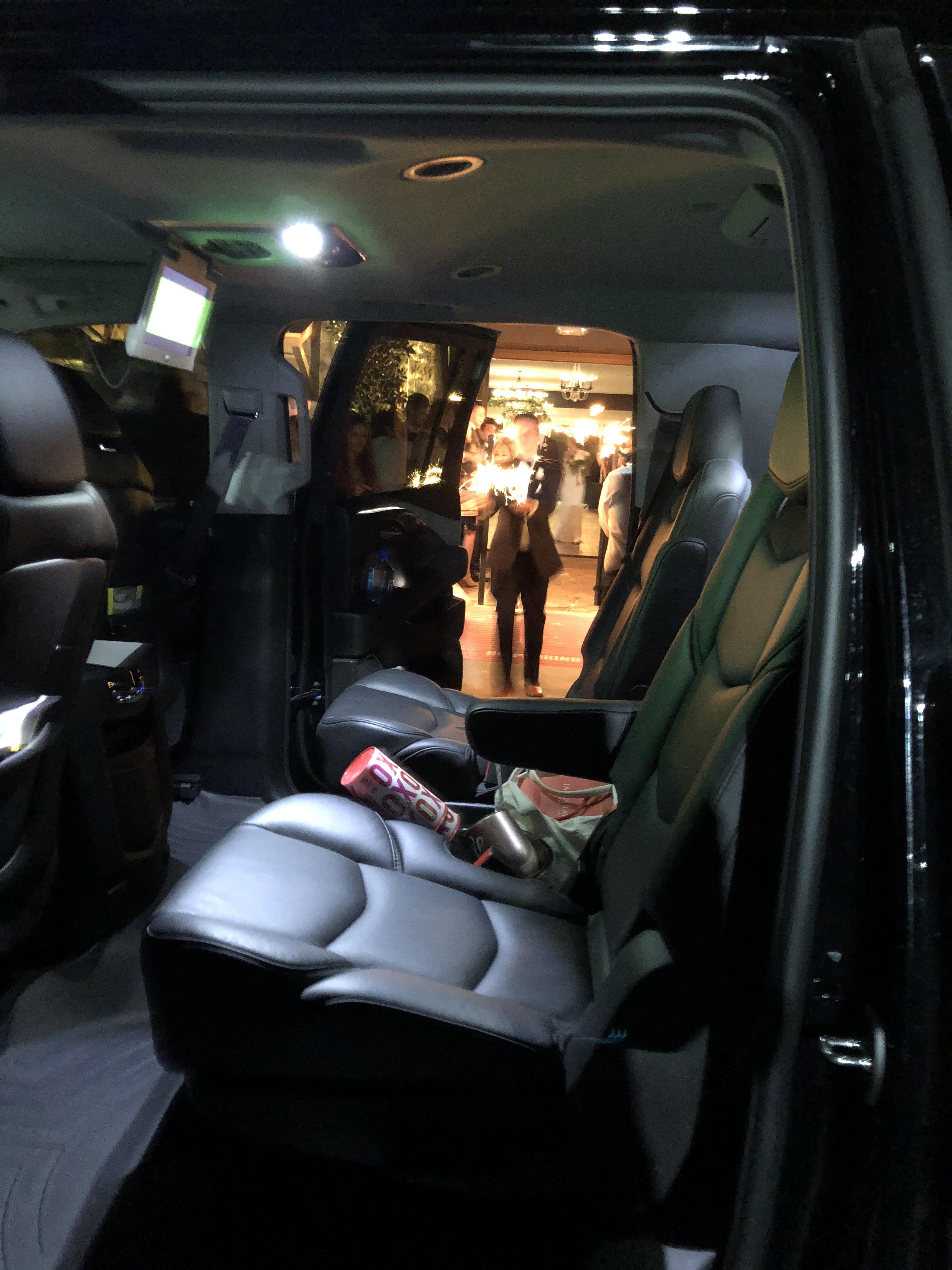 Katy limousine