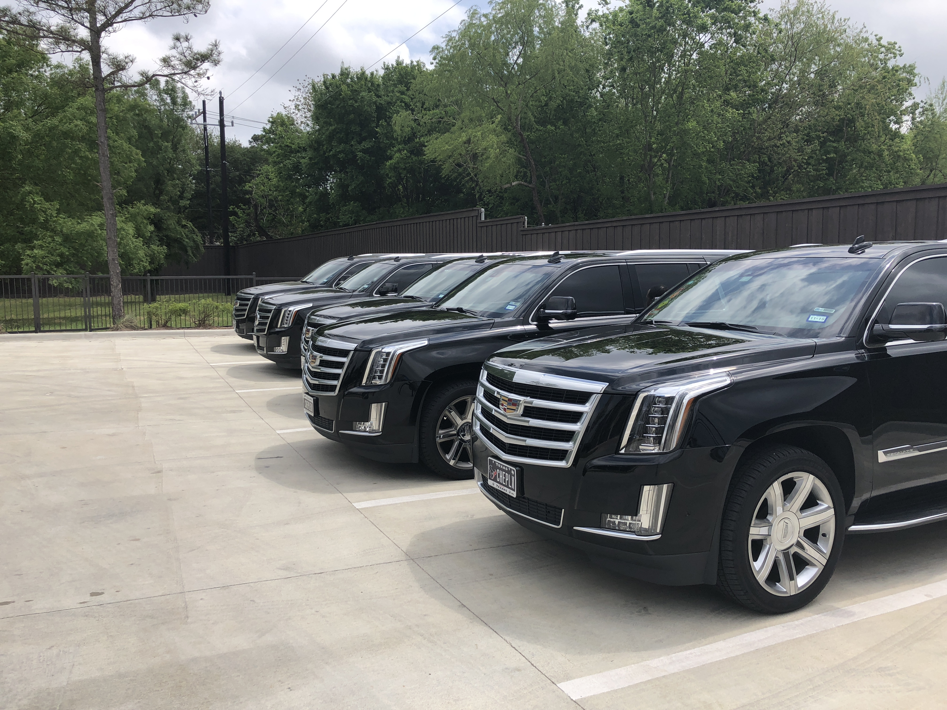 College Station Limousine and Transportation